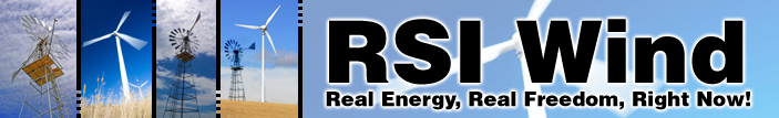 RSI Wind: Wind Turbines & Stealth Towers